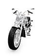 chapa y pintura motos